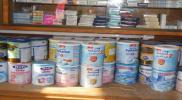 اختفاء حليب لبن الأطفال المفاجئ في مناطق النظام يثير غضب الموالين