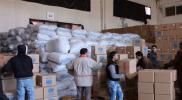 الحرس الإيراني يسرق المساعدات الأممية المقدمة للمدنيين في سوريا