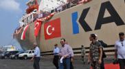 الجيش اللبناني: السفينتين التركيتين لايحملان أي مواد ممنوعة