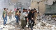 ضحايا مدنيون في تصعيد من النظام على شمال حماة