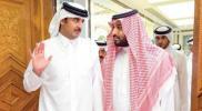 أمير قطر يلتقي أحد قادة دول المقاطعة الخليجية.. وترتيبات لمفاجأة مدوية مع السعودية