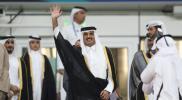 بالفيديو.. أمير قطر يدعم السعودية وحيدًا