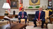 """اتصال عاجل بين أمير قطر و""""ترامب"""".. وكشف مفاجأة بشأن محمد بن سلمان"""