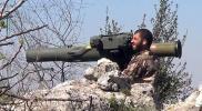 """رداً على استهداف المدنيين.. تاو """"للجبهة الوطنية"""" ينسف تجمعاً لضباط وعناصر الأسد في حماة"""