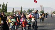 """تركيا رحَّلت آلاف السوريين الشهر الماضي.. """"معبر باب الهوي"""" يوضح العدد"""