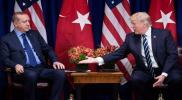 """موقع تركي يكشف تفاصيل مكالمة """"أردوغان"""" و""""ترامب"""" بشأن إدلب والمنطقة الآمنة"""