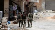مقتل عنصرين من قوات الأسد برصاص مجهولين في الغوطة الشرقية