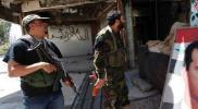 مشاجرة كلامية تودي بحياة ضابط من قوات النظام في حلب