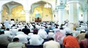 واقعة صادمة..طعن إمام مسجد في السعودية أثناء صلاة الجمعة