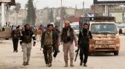 """اتفاق بين """" تحرير الشام"""" و""""أحرار الشام"""" لإنهاء النزاع غربي حماة"""