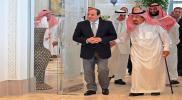 """بعد خطاب إلى زعيم هدد بقصف مصر.. رسالة عاجلة من """"الملك سلمان"""" إلى """"السيسي"""""""