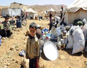 """""""رايتس ووتش"""" توثق حالات طرد للاجئين سوريين بلبنان"""