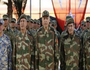 """نكشف كيف حجب """"أردوغان"""" أفراد جيشه عن الأقمار الصناعية"""