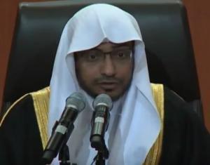 الإعلام السعودي يوقف الكاتب المسئ للأذان...بماذ علق المغامسي؟