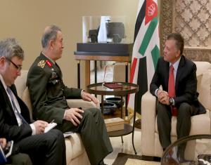 اتفاقية تعاون عسكري مشترك بين الأردن وتركيا..ما علاقتها بالحرب السورية؟