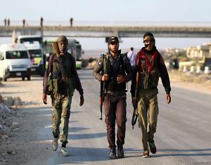فصائل الثوار تصد محاولة تسلل لقوات الأسد في ريف إدلب الجنوبي