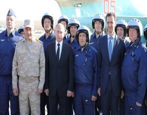 """رسالة تهنئة لـ""""بوتين"""" تكشف عن خليفة بشار الأسد في سوريا"""