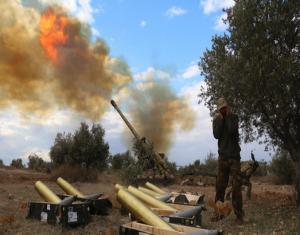 """""""مغاوير الثورة"""" يصد هجومًا للنظام قرب قاعدة """"التنف"""" في البادية ويكبده خسائر"""