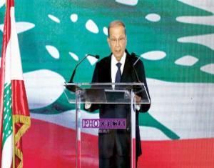 عون: عبء النزوح السوري صار مرهقاً على لبنان!