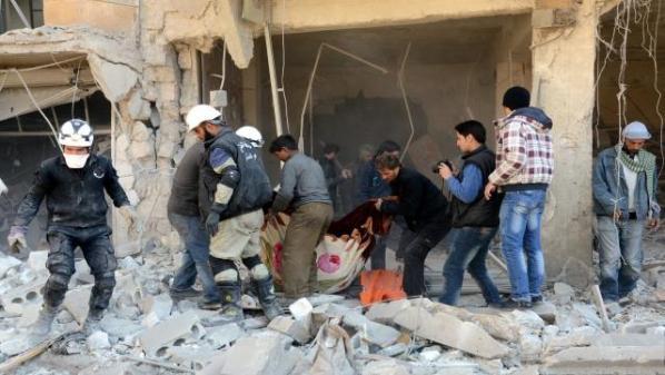 مقتل 38 مدنيًّا أمس الجمعة في سوريا