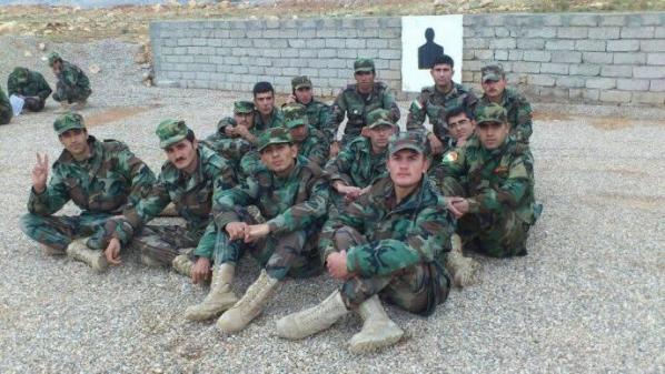 قوات البشمركة السورية ستدخل قريبًا