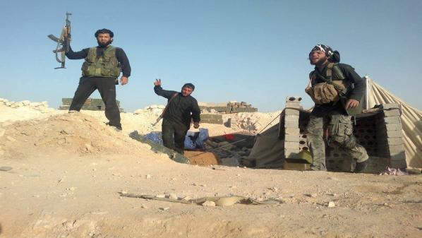 الثوار يسيطرون علي قرى بالقرب من خناصر بريف حلب