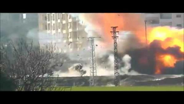 رد: اخبار ثوار سوريا ليوم الاثنين 31-3-2014