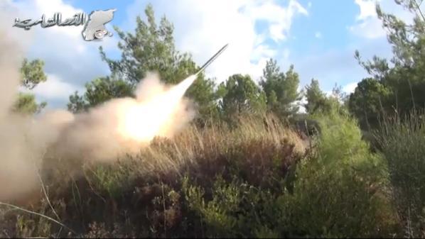 اخبار الجيش السوري الحر