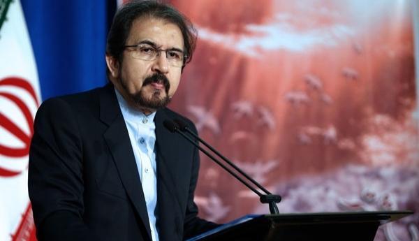 """إيران تدعو تركيا لوقف عملية """"غصن الزيتون"""" بشمال سوريا"""