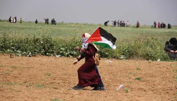 مسيرات العودة وتأثيراتها على بيئة الصراع الإقليمية