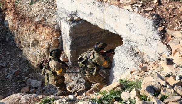 """""""الحماية الكردية"""" تكشف كيفية دعمها من النظام في عفرين.. وسيطرة جديدة لـ""""غصن الزيتون"""""""