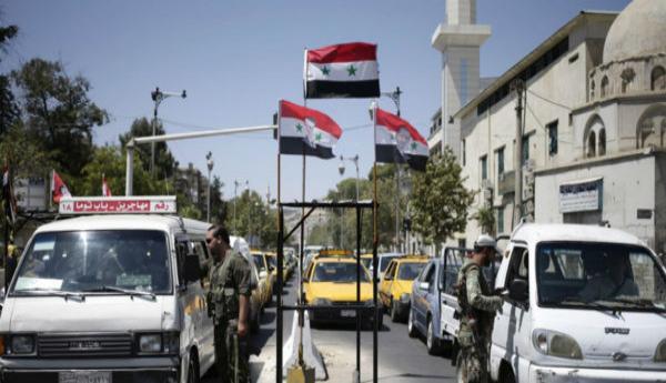 عن الدوائر الأمنية الحاكمة في سورية الأسد