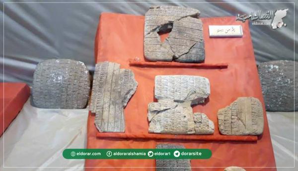 افتتاح متحف إدلب من قِبَل دائرة الآثار والمتاحف كخطوة باتجاه تفعيل عمل مديرية الآثار في الشمال السوري المحرَّر.
