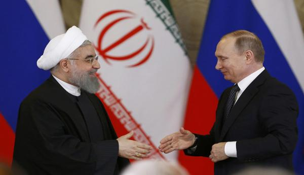 لا تراهنوا على الطلاق بين روسيا وإيران!