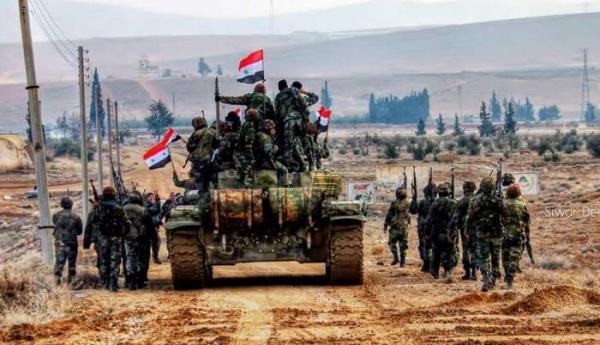 """كيف انهار """"الجيش العربي السوري""""؟"""