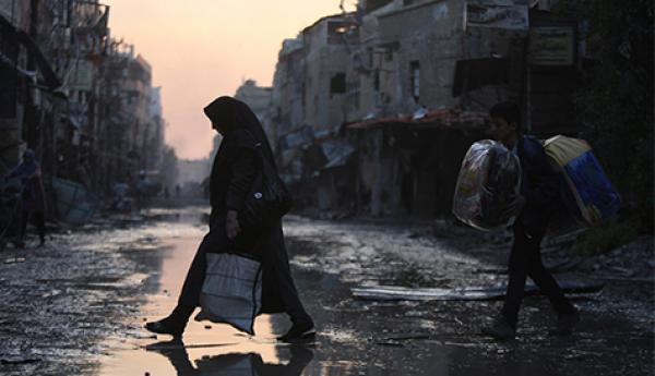 المرأة السورية في يومها العالمي بين واقع مرير ومأساة قاتلة