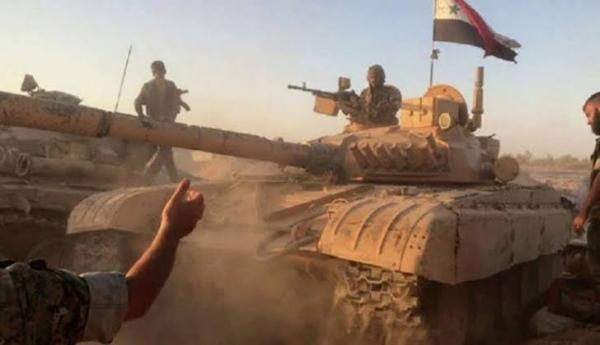 حملة الأسد الشرسة علىى الشمال المحرر تسابق حتمية الإنهيار