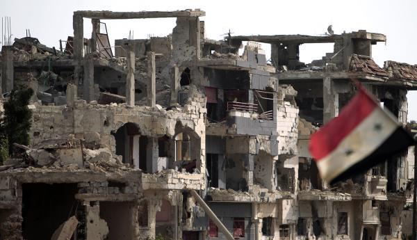 تحطيم المكان استراتيجية سياسية.. سورية نموذجاً