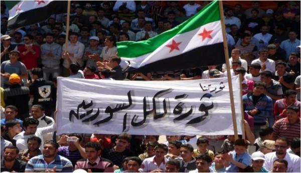 العام الثامن على الثورة السورية ... المعارضة إلى أين