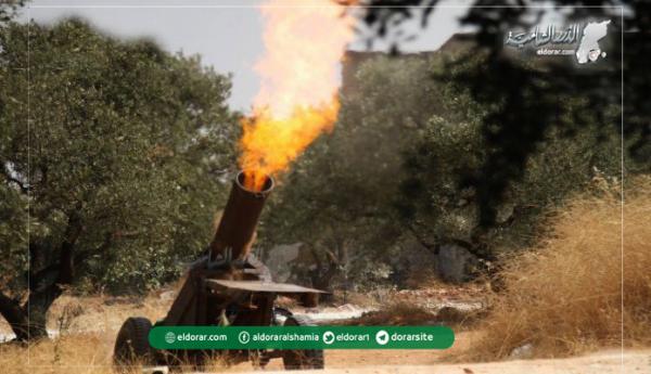نقاط جديدة بحوزة الثوار في ريف إدلب.. والنظام يواصل تقهقرة أمام الضربات العنيفة