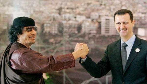 لماذا سقط معمر القذافي وصدام حسين وبقي بشار الأسد؟