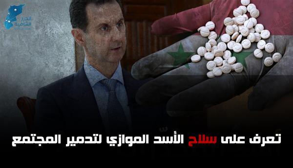 تعرف على سلاح الأسد الموازي لتدمير المجتمع