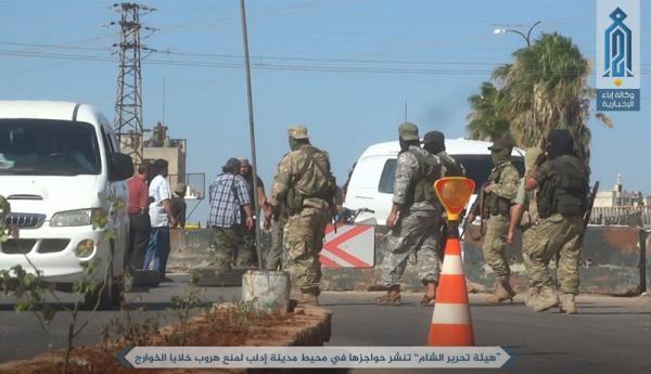 """في أقل من 24 ساعة.. """"تحرير الشام"""" تطلق سراح قيادي ثانٍ بـ""""الجيش الحرّ"""""""