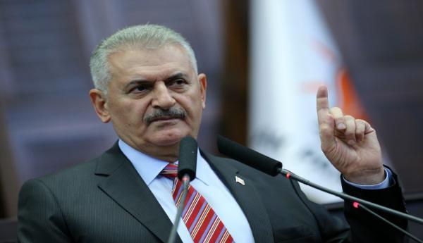 """""""يلدريم"""": تركيا لا تحارب في سوريا.. وهذا ما تفعله"""