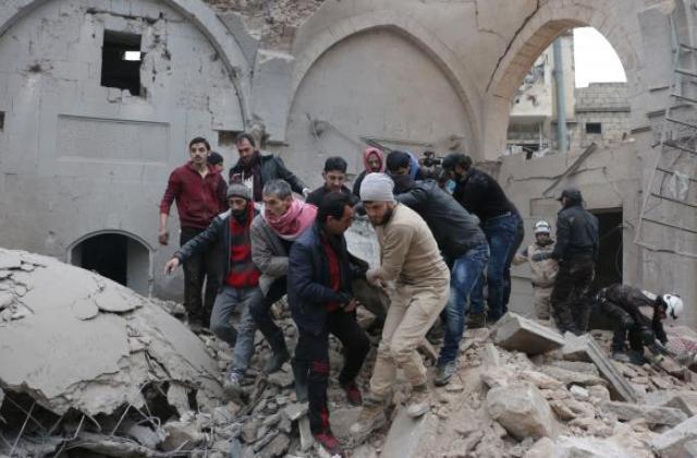 الاحتلال الروسي يرتكب مجزرة جديدة بحق المدنيين في جنوب إدلب