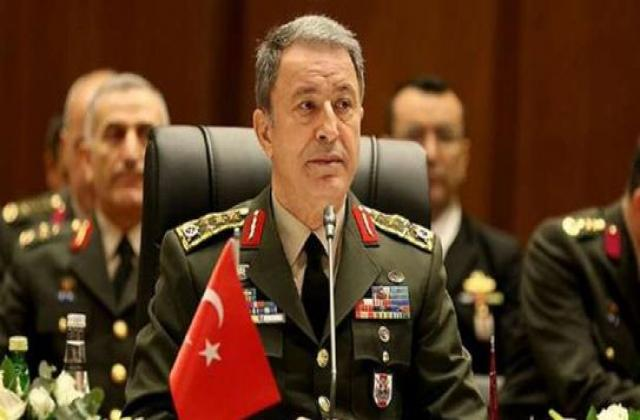 الدفاع التركية تدعو دول الناتو لتحمل مسؤولياتها فيما يتعلق بسوريا