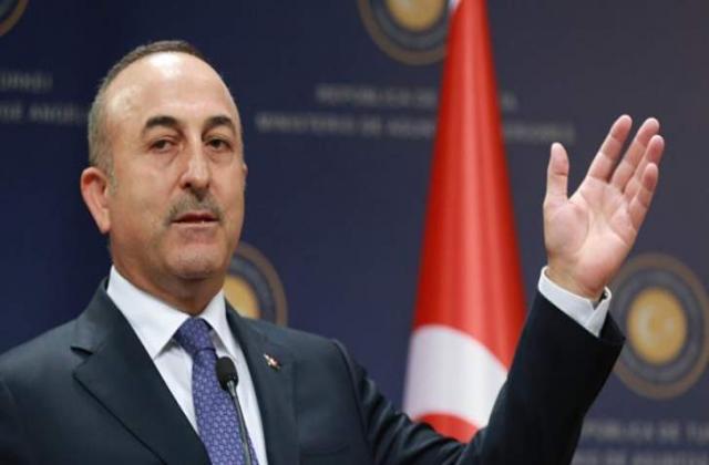 """وزير الخارجية التركي: انسحاب """"YPD"""" من منبج لم يعد يكفي.. ويكشف الخطوات القادمة"""