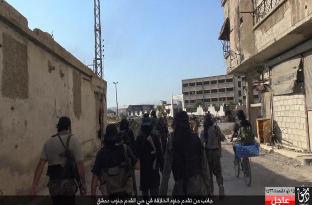 """معارك """"حي القدم"""" بدمشق تبتلع عددًا ضخمًا من """"قوات الأسد"""""""