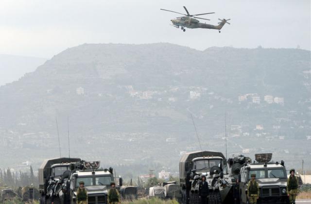 """هجمات جديدة تستهدف """"قاعدة حميميم"""".. والدفاع الروسية تعلق"""