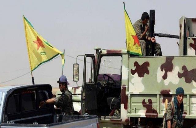 """بدعم فرنسي.. """"قسد"""" تواصل عملياتها العسكرية ضد تنظيم الدولة بديرالزور"""